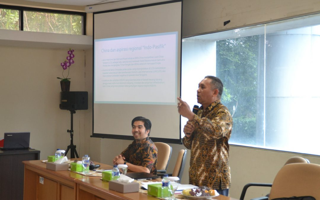 Studium General Prodi Hubungan Internasional