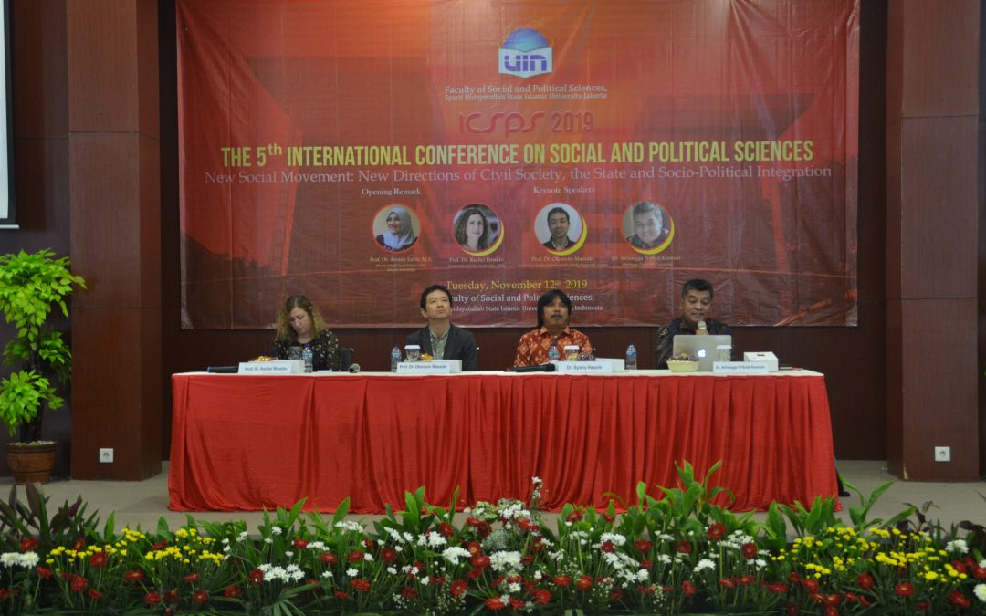 International Conference On Social And Political Sciences (ICSPS) 2019