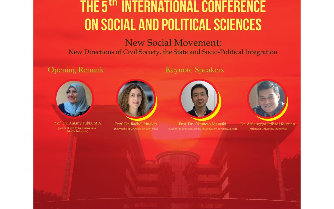 THE 5th INTERNATIONAL CONFERENCE ON SOCIAL AND POLITICAL SCIENCES