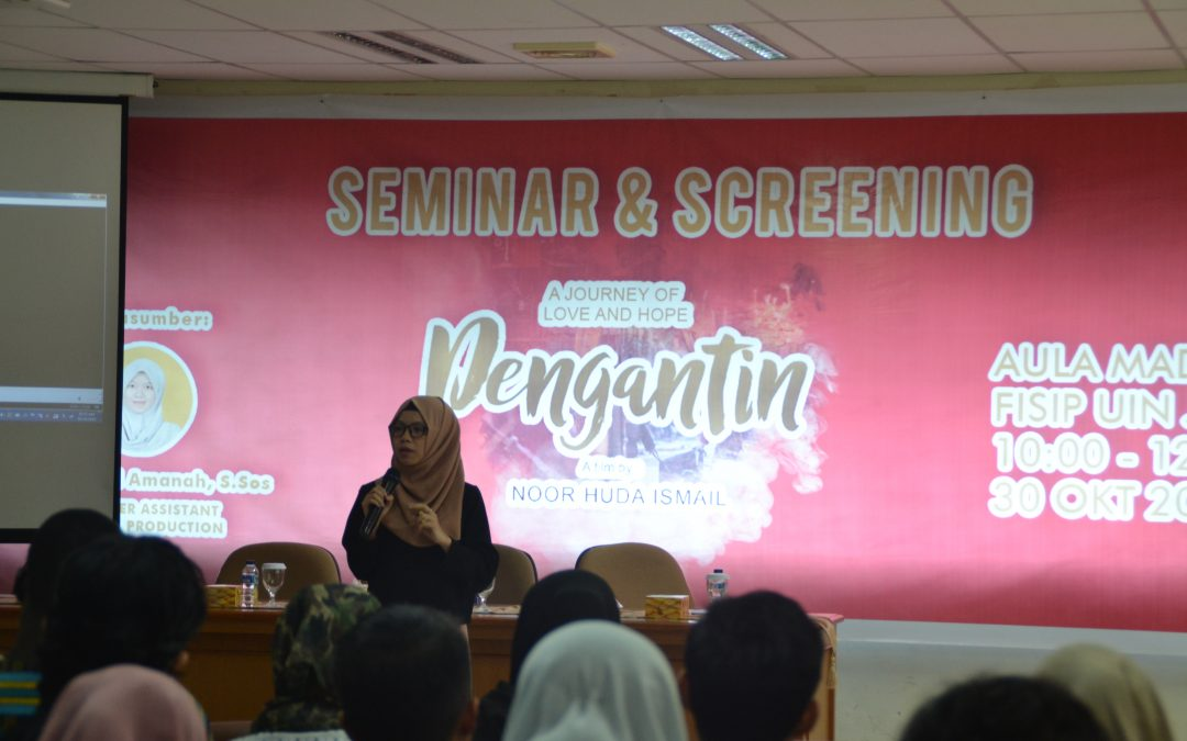Seminar dan Screening Prodi HI
