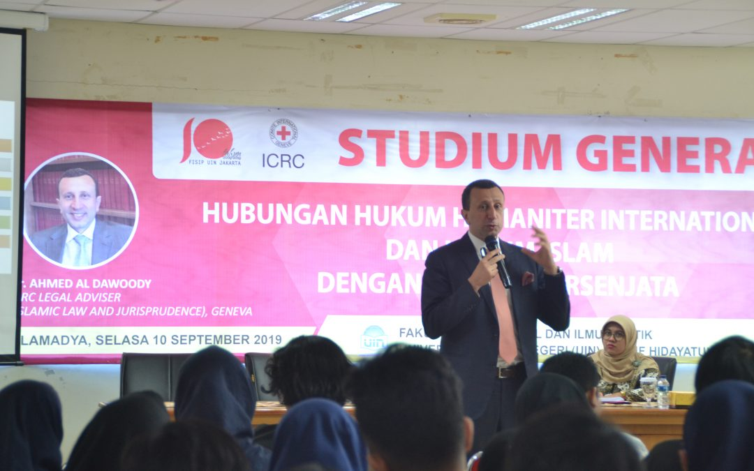 Studium General Hukum Humaniter Internasional