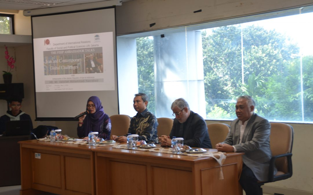 Seminar Iran and Contemporary Global Challenges